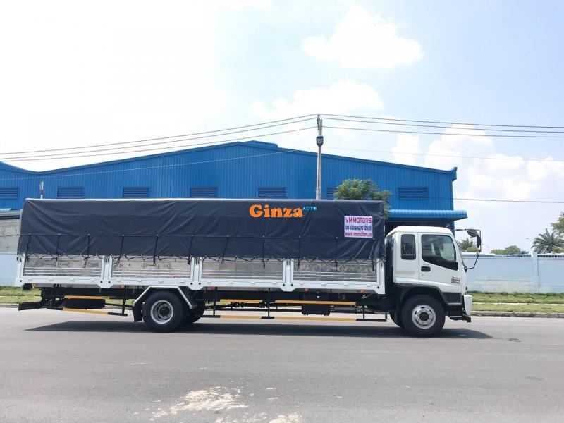 Xe tải Isuzu FTR160SL Vĩnh Phát